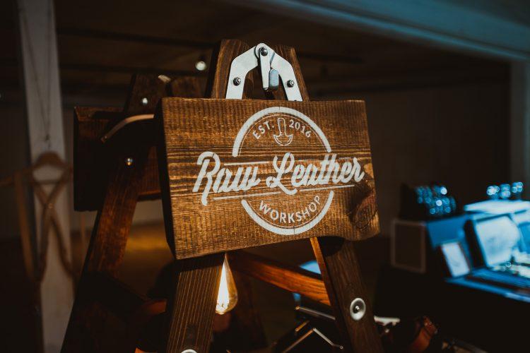 Raw Leather na Och Bazar! w Babka do Wynajęcia